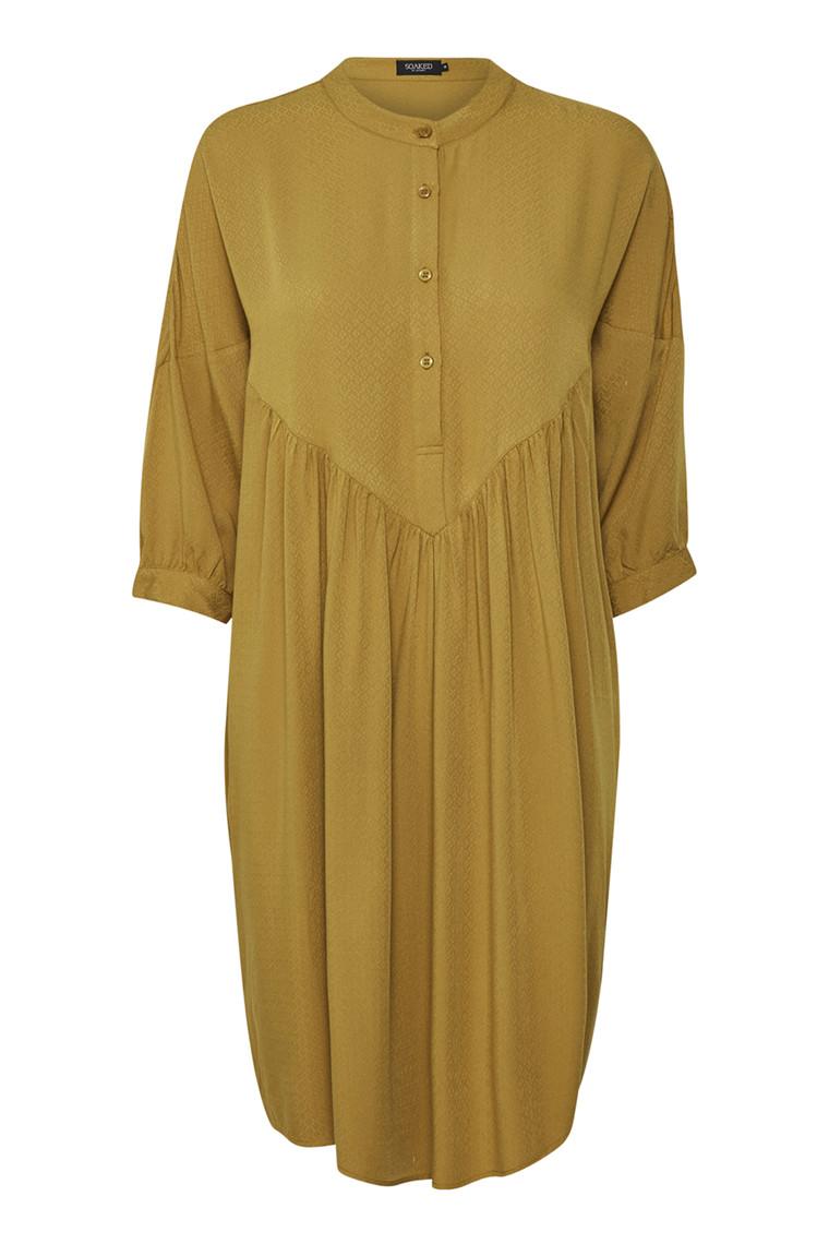 SOAKED IN LUXURY CHARLOTTE DRESS