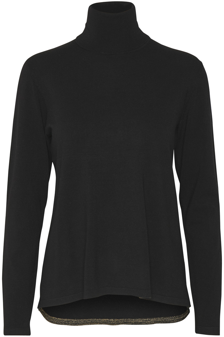CULTURE ANNEMARIE ROLL-NECK 50104061 B