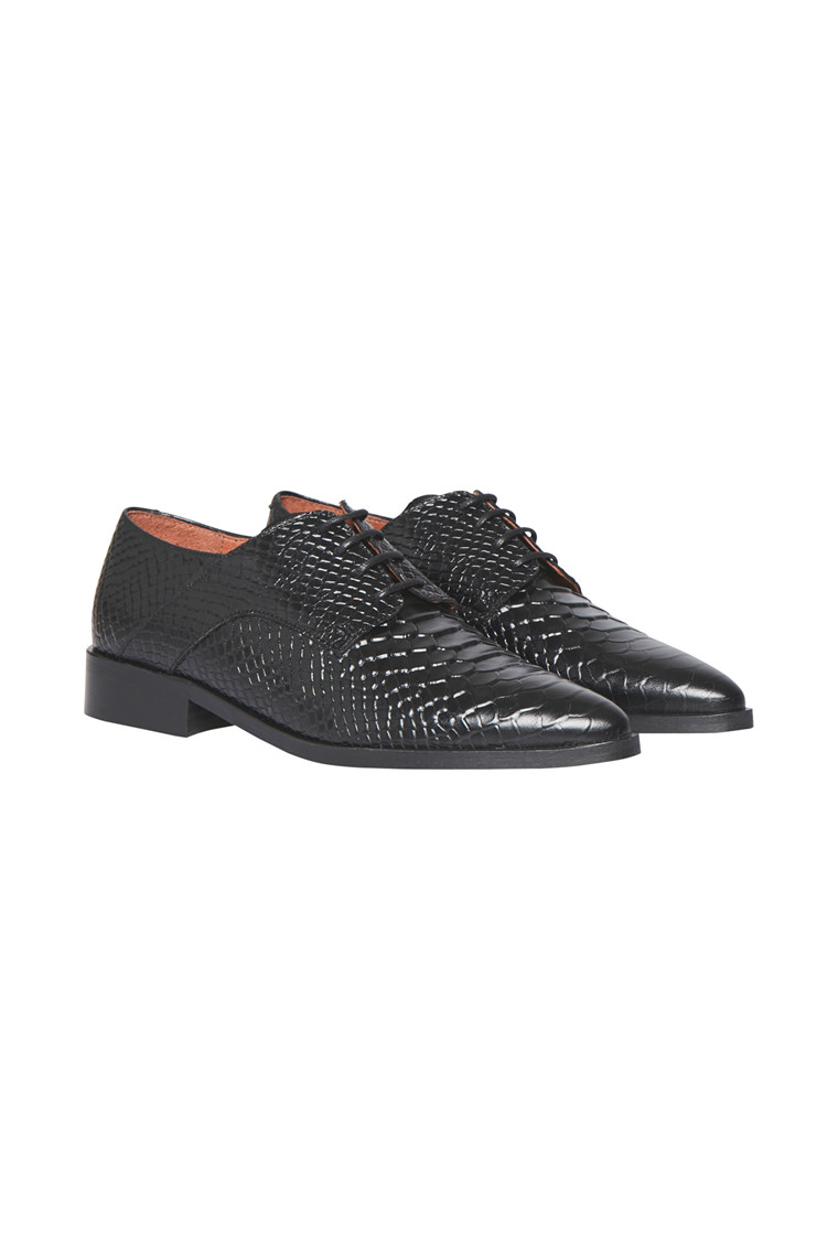 InWear MANLY CROCO SHOES