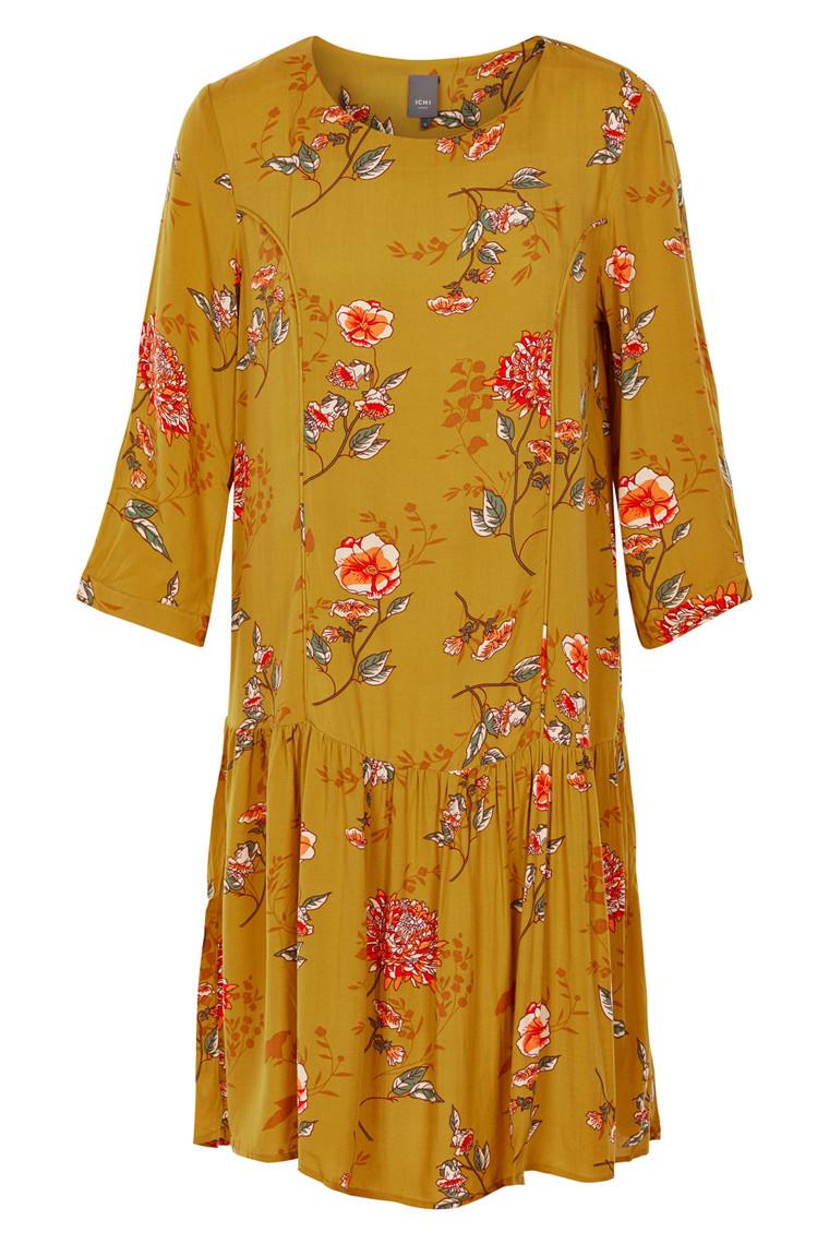 ICHI X AVA DRESS 20106738