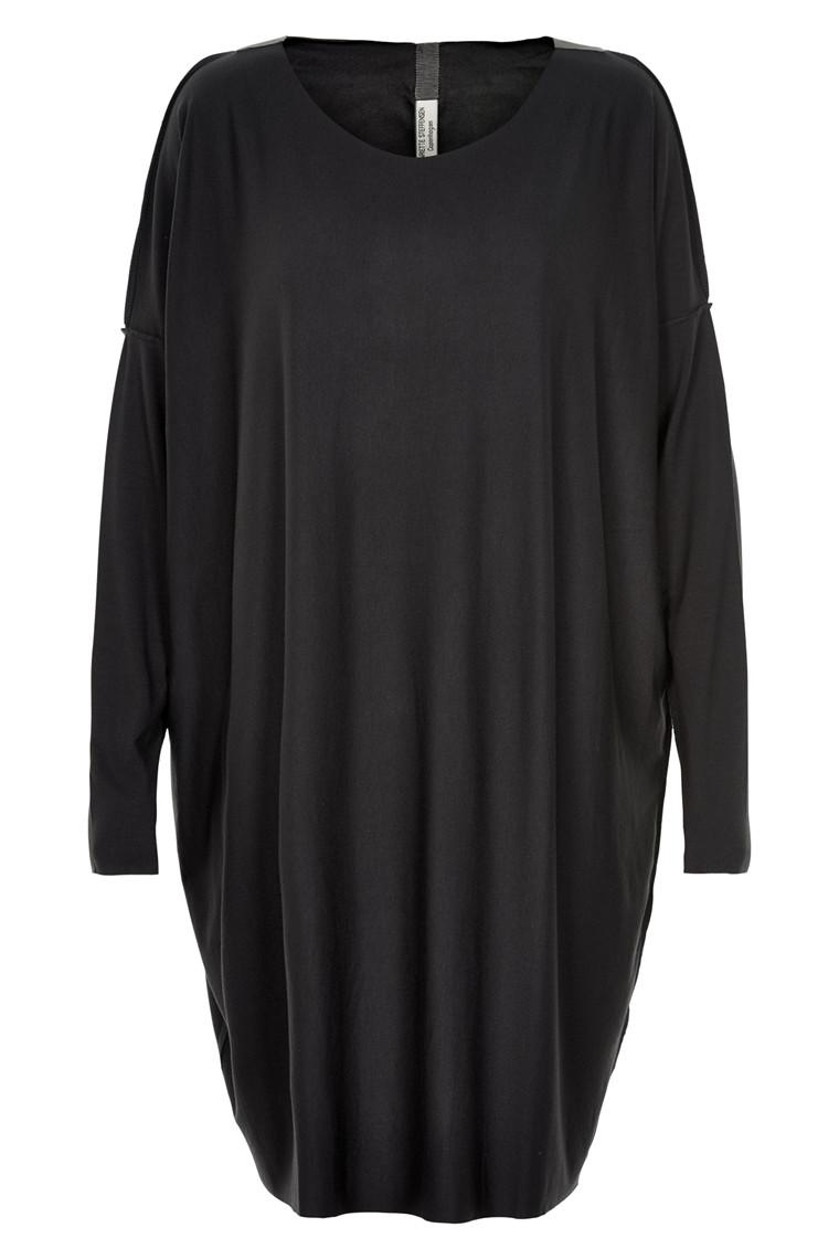 HENRIETTE STEFFENSEN Copenhagen 6054 DRESS BLACK