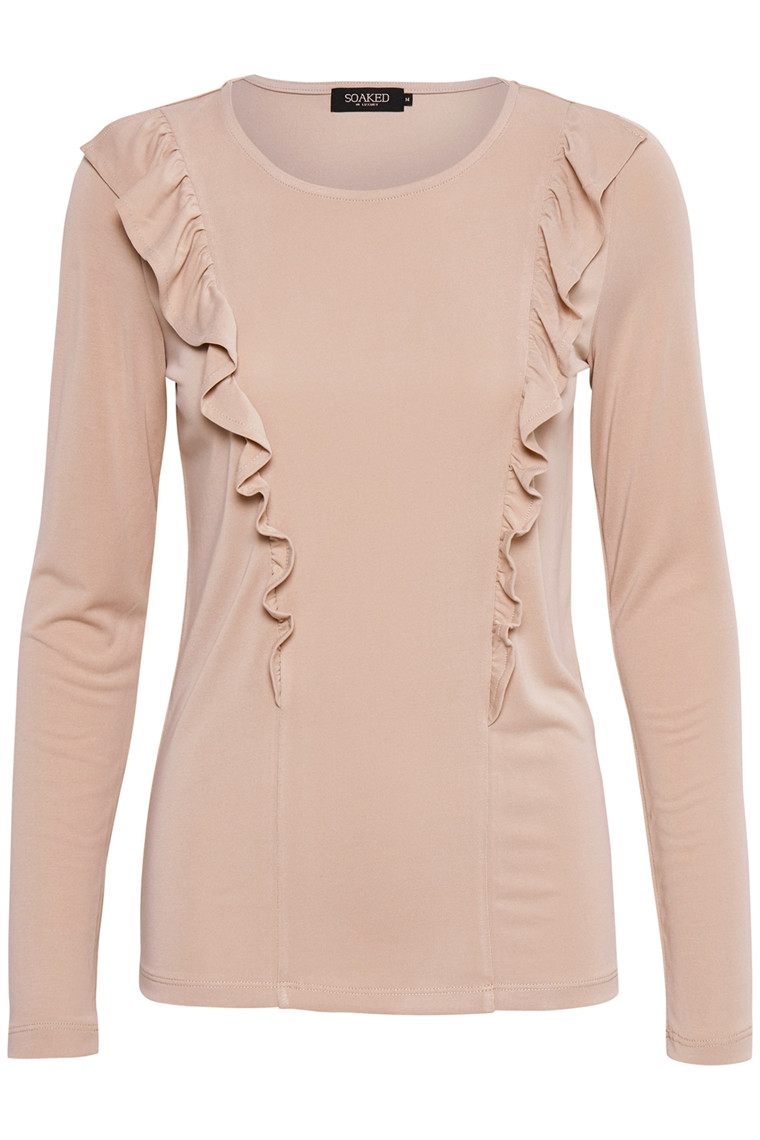 SOAKED IN LUXURY BABETTE TOP