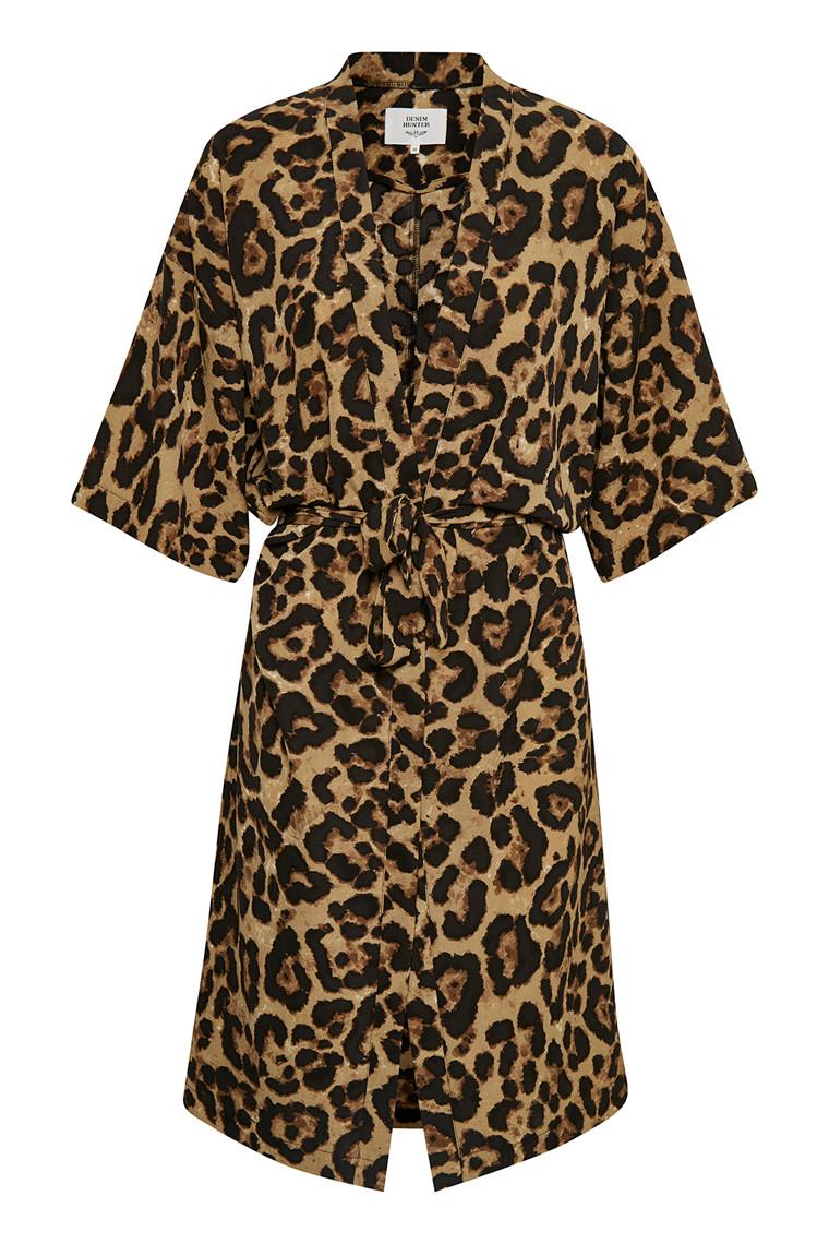 Denim Hunter LEO KIMONO WRAP DRESS 10701680