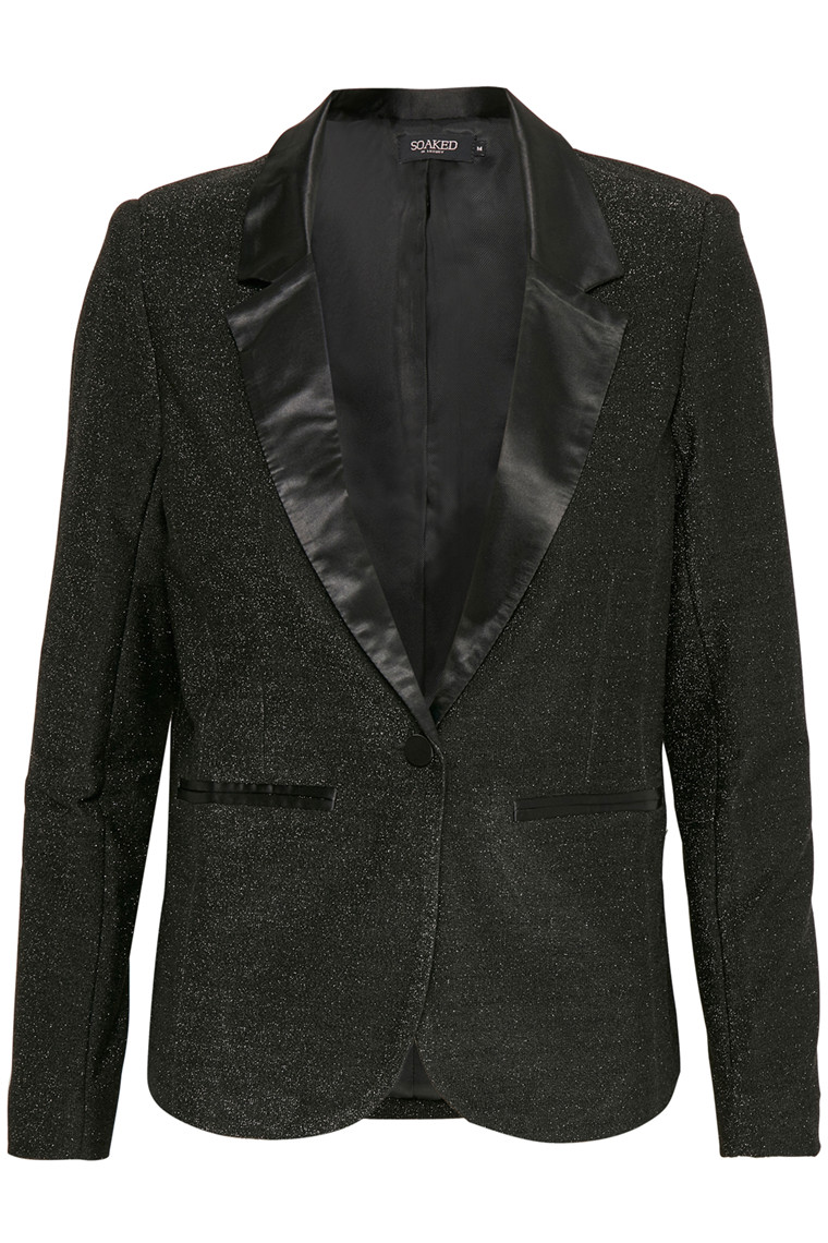 SOAKED IN LUXURY ZIGGY BLAZER