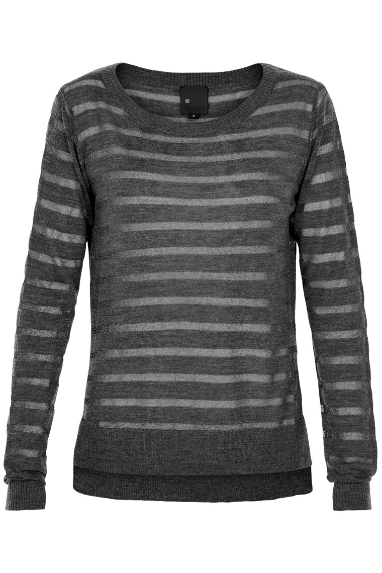SIX AMES MAQUINZA SWEATER 21022S2221 G