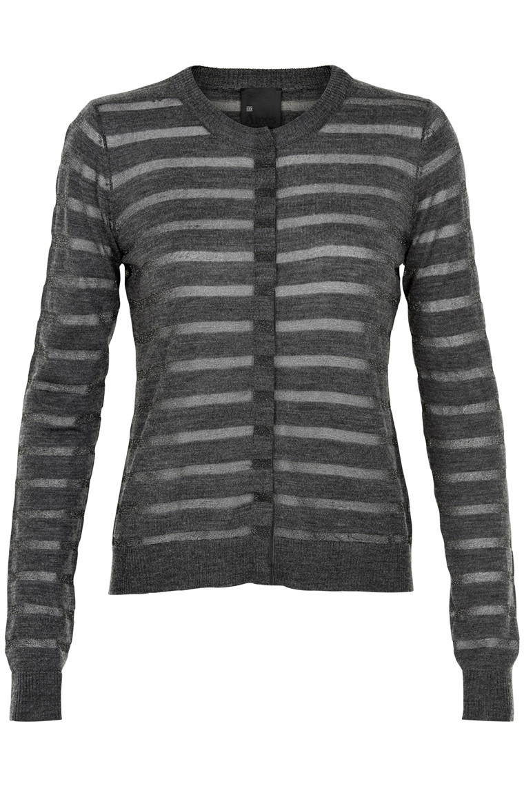 SIX AMES ULLA CARDIGAN 21021S2221 G