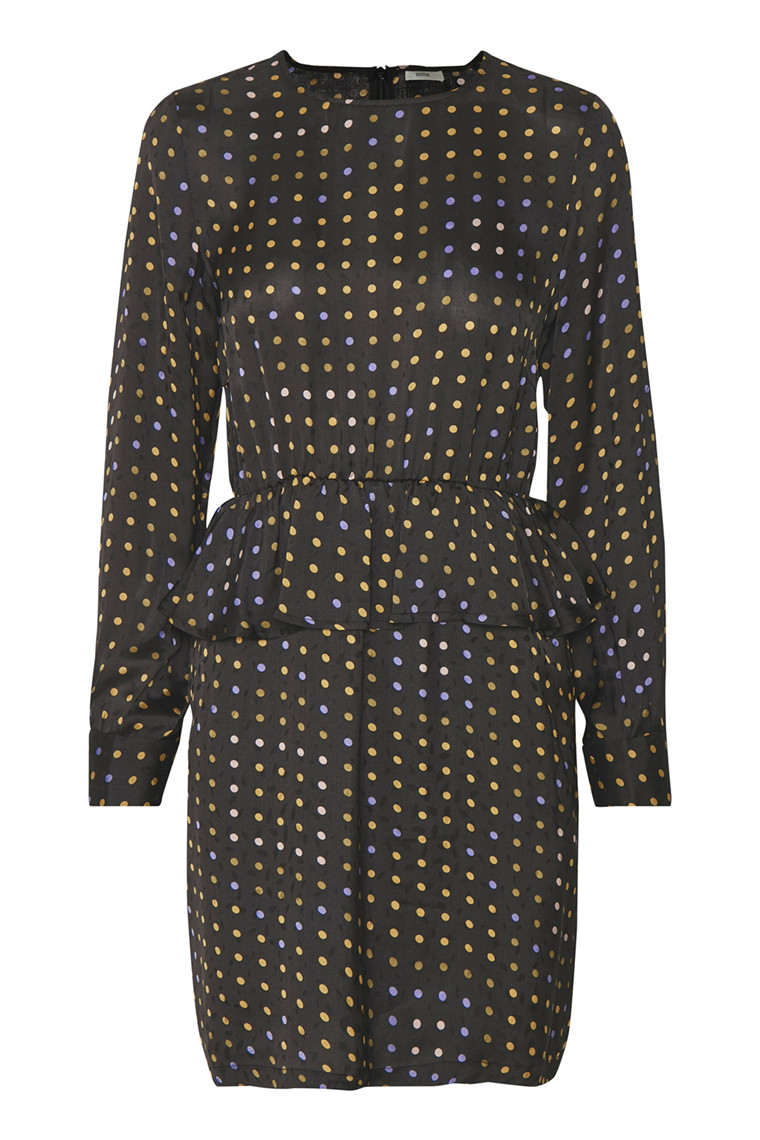GESTUZ DOTS DRESS
