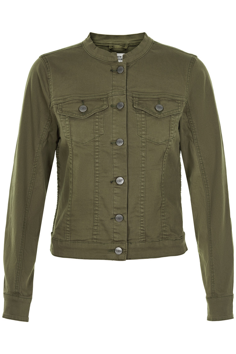Denim Hunter GIOVANNI ARMY JAKKE 10701612
