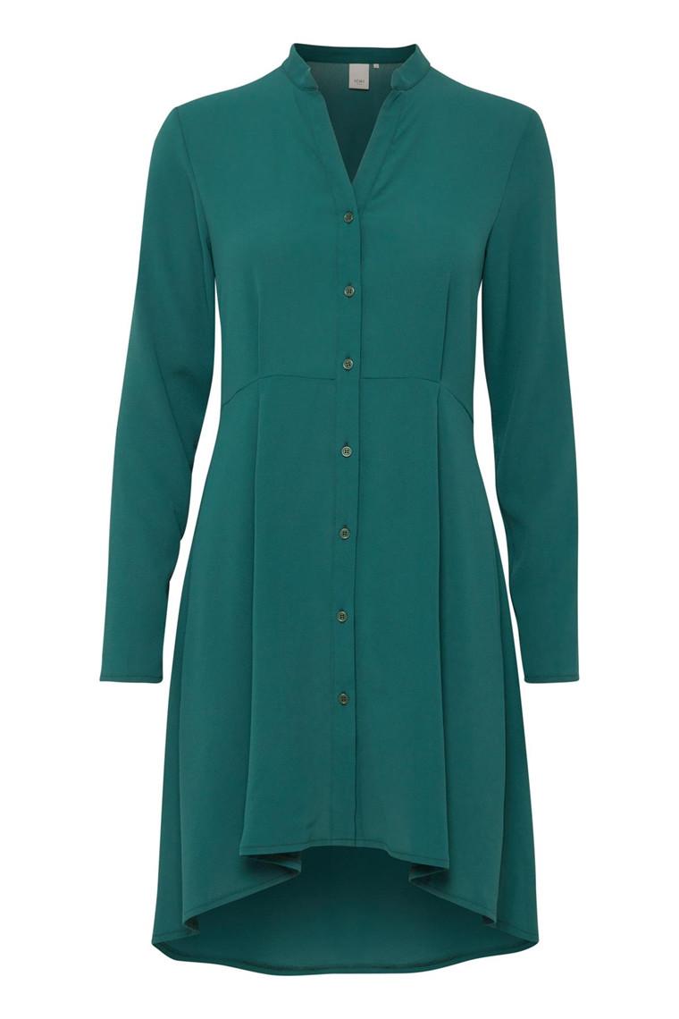 ICHI BIRLO DRESS 20105558 FB