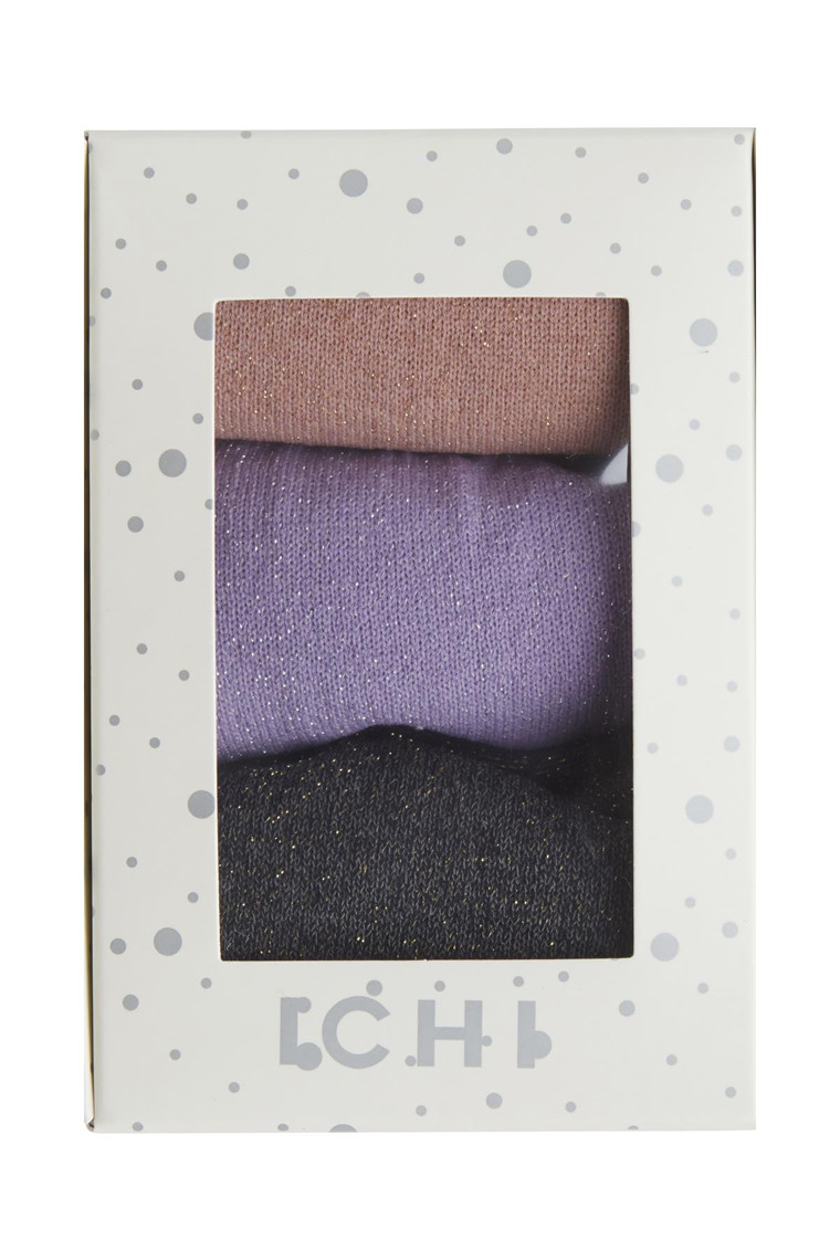 ICHI A VICKY SOCK BOX2 20105896