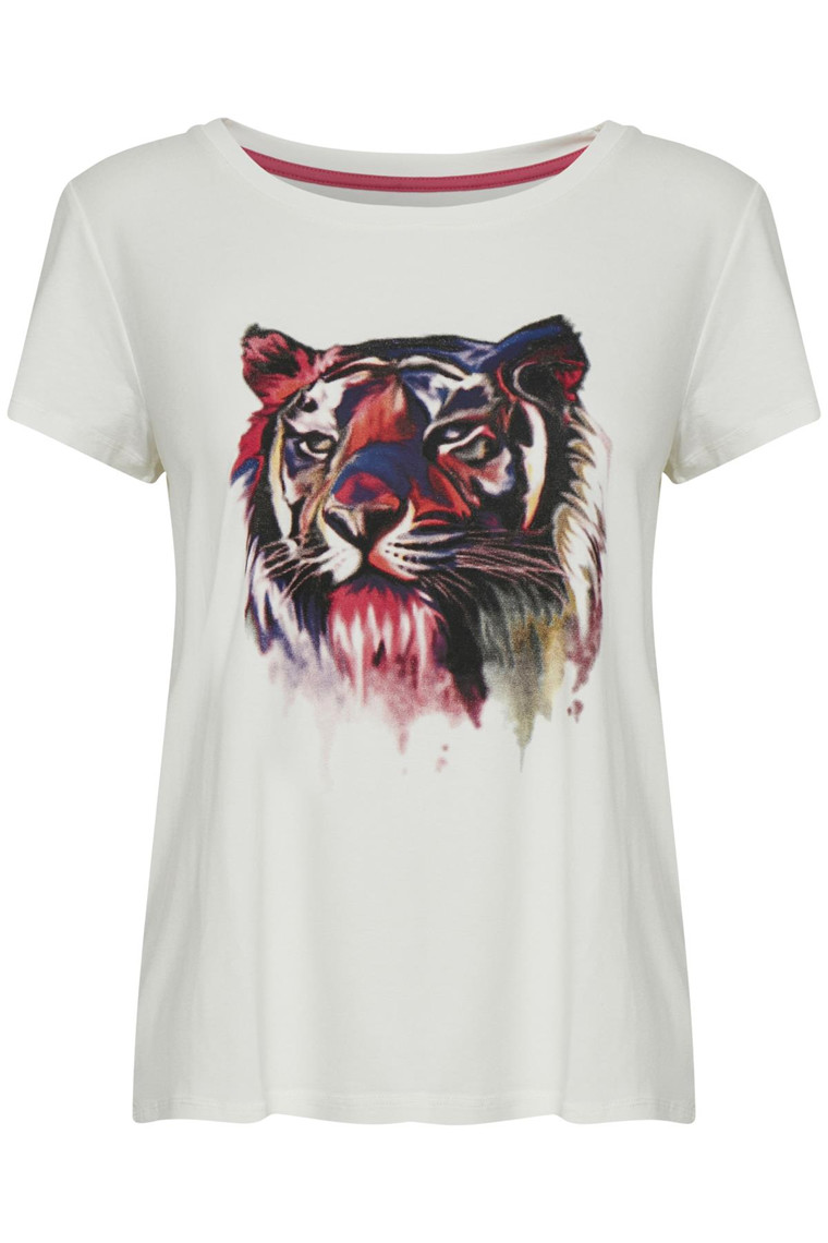 Denim Hunter LION T-SHIRT 10701375 O
