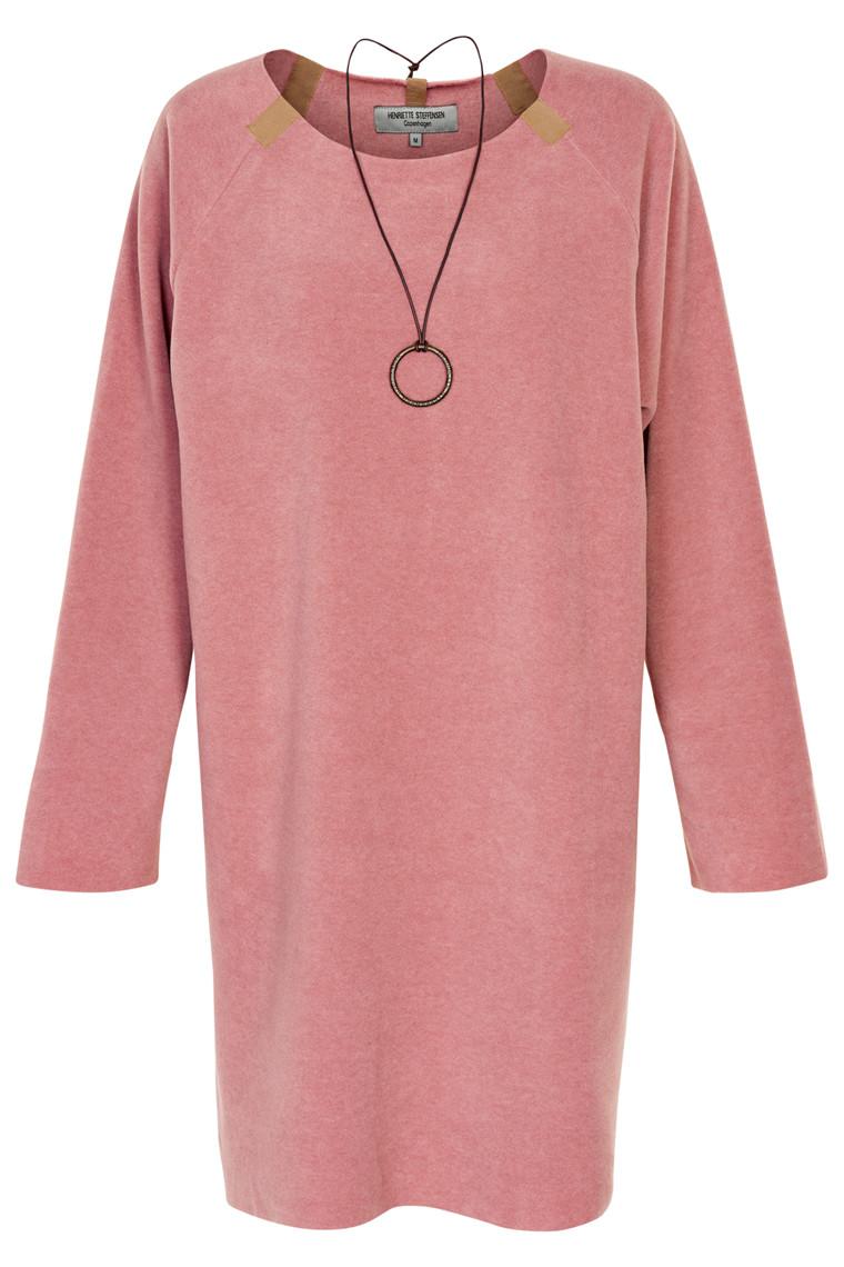 HENRIETTE STEFFENSEN Copenhagen 3215G DRESS OLD ROSE