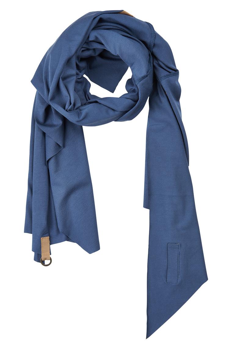 HENRIETTE STEFFENSEN Copenhagen 6000G SCARF BLUE