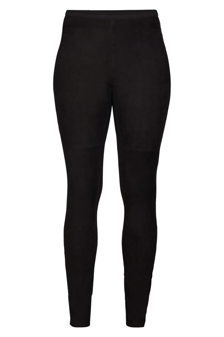 AND LESS VALLADOLID LÆDER LEGGINGS 5218603