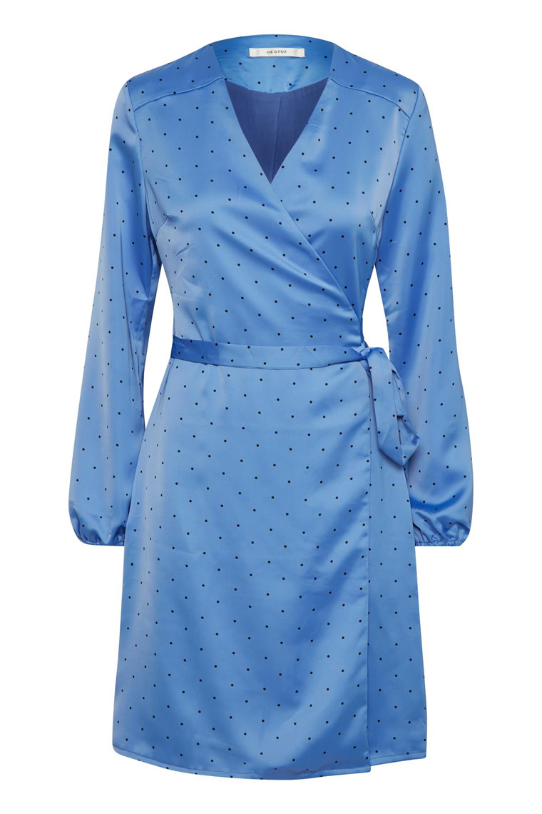 GESTUZ IHARA WRAP DRESS