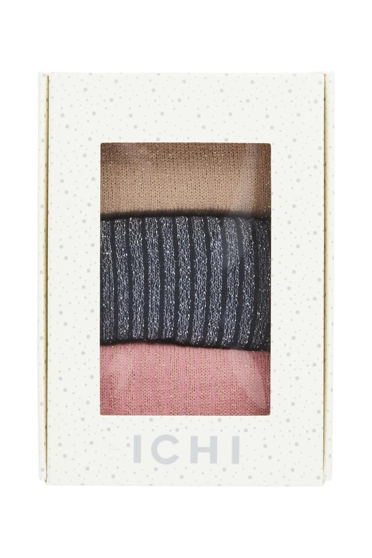 ICHI A ARLES 3-PAK SOKKER 20106332