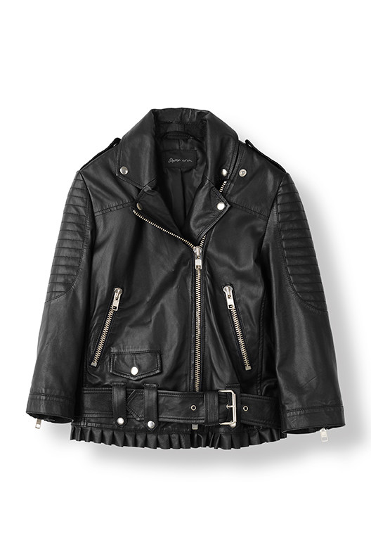 STELLA NOVA SUMMER LEATHER JACKET LE-6970