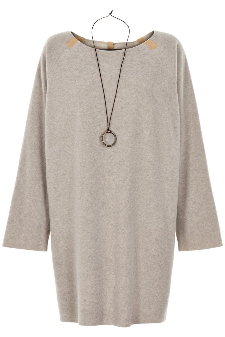 HENRIETTE STEFFENSEN Copenhagen 3215G DRESS SAND