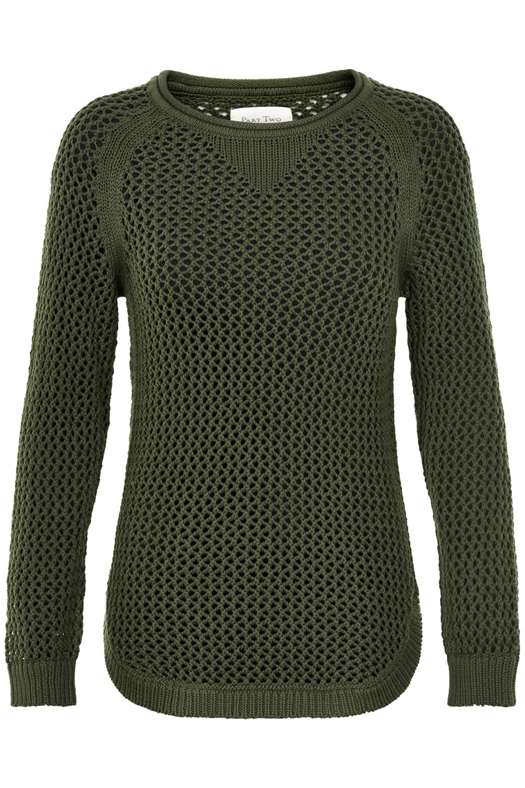 PART TWO MARONA PULLOVER G