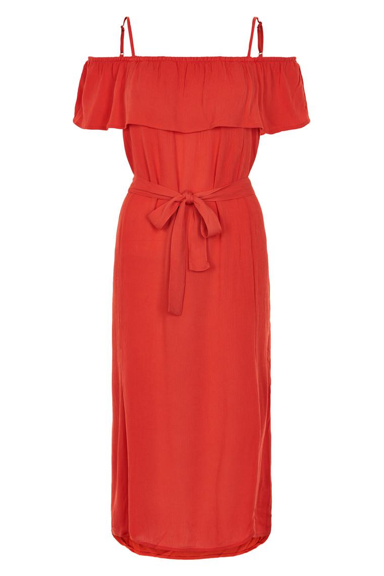 ICHI MARRAKECH DRESS 20106076 AR
