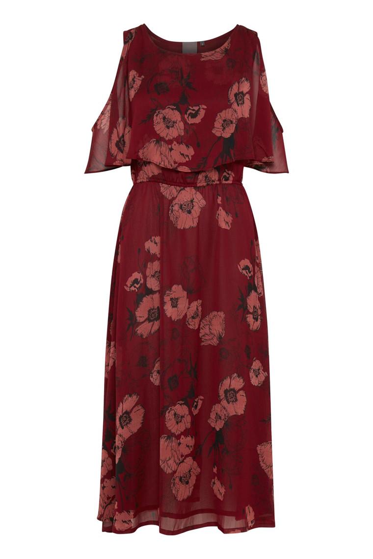 ICHI EMANUELLA DRESS 20106554