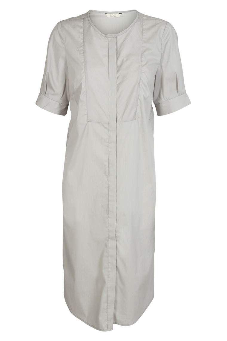 AND LESS ROSEWHITE DRESS 5318815