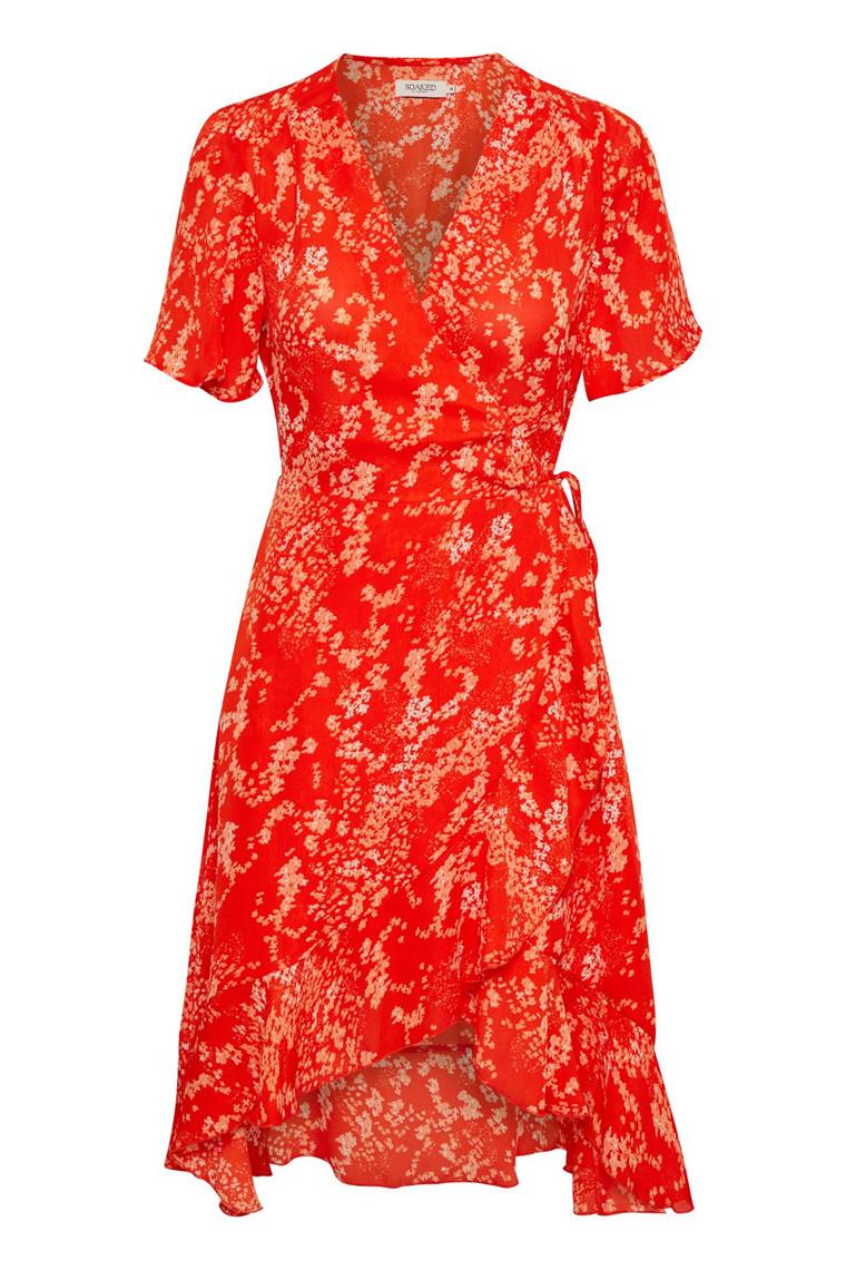 SOAKED IN LUXURY LANELLE DRESS 30402942 P