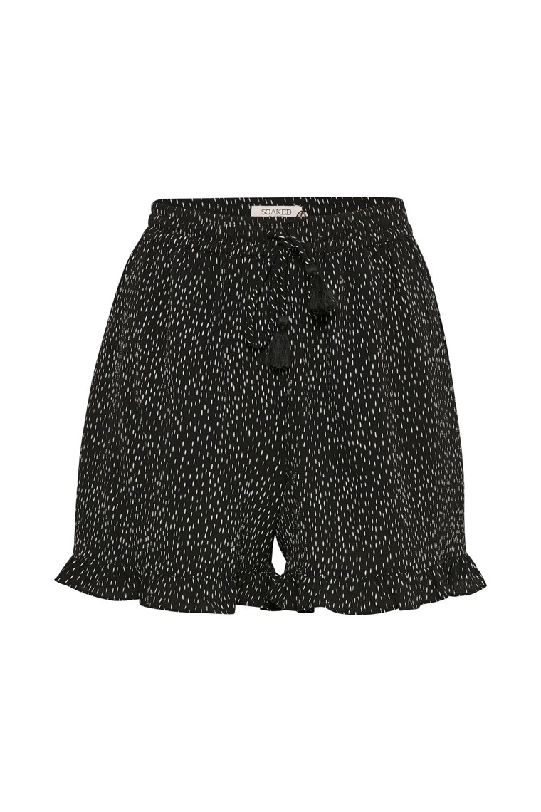 SOAKED IN LUXURY LEE SHORTS 30402954