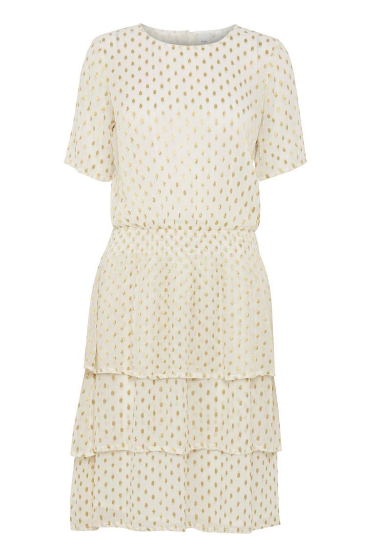 ICHI AMOUR LORAINE DRESS 20106570