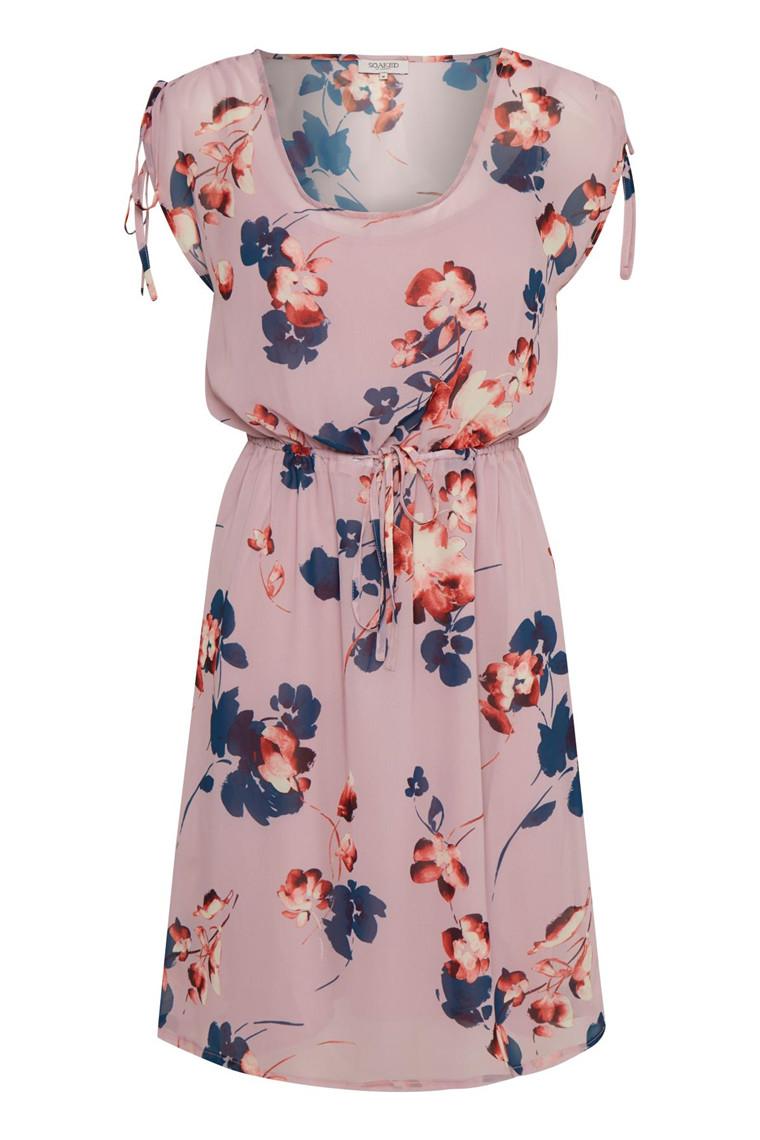 SOAKED IN LUXURY SILENE DRESS 30402862