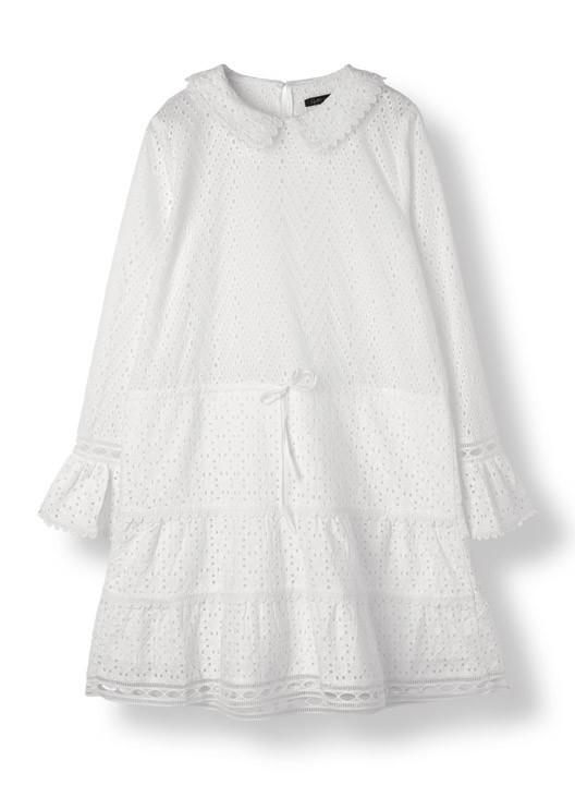 STELLA NOVA POINTELLE COLLAGE DRESS PC-4513