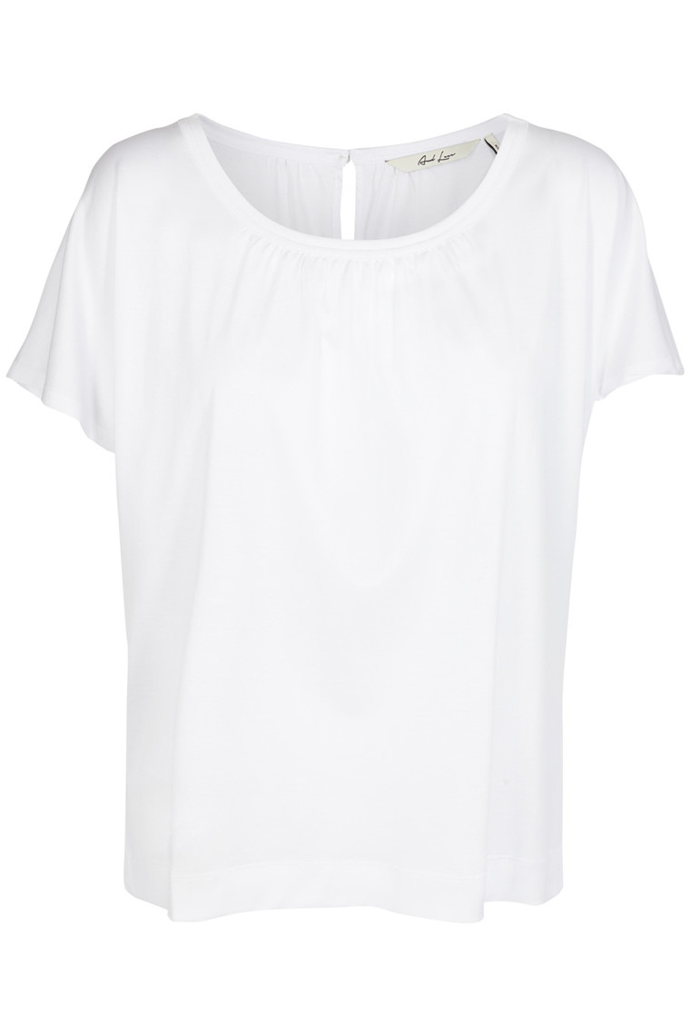 AND LESS FOXGLOVE JERSEY BLOUSE 5318305