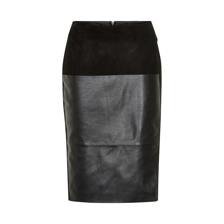 SIX AMES FILLIPPA SKIRT