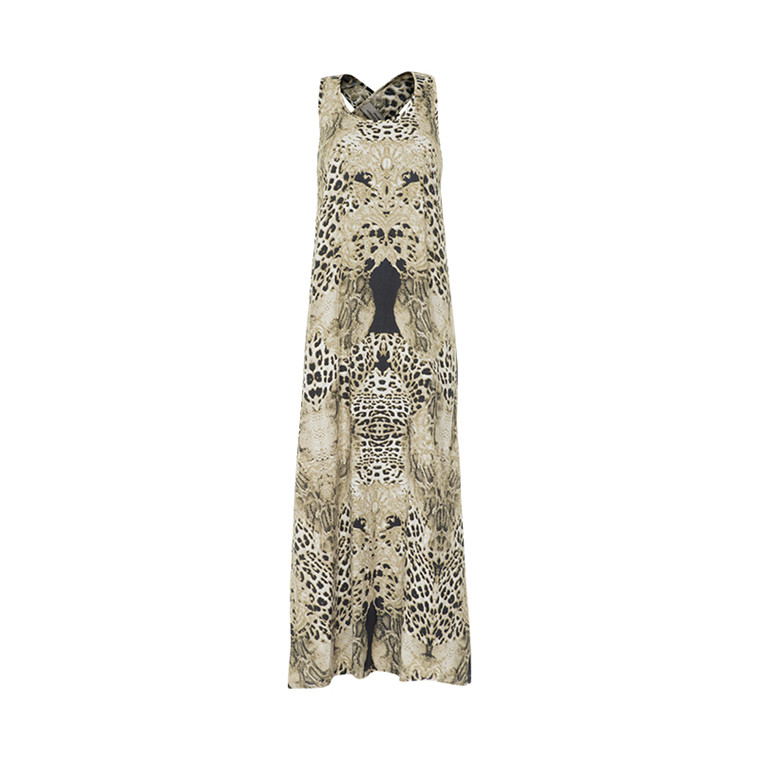 HENRIETTE STEFFENSEN Copenhagen 3106 LONG DRESS L