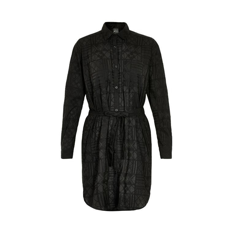 SIX AMES VIOLETTA SHIRT DRESS