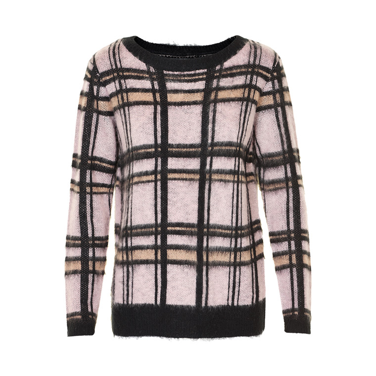 SOAKED IN LUXURY SACHI JUMPER 30400443