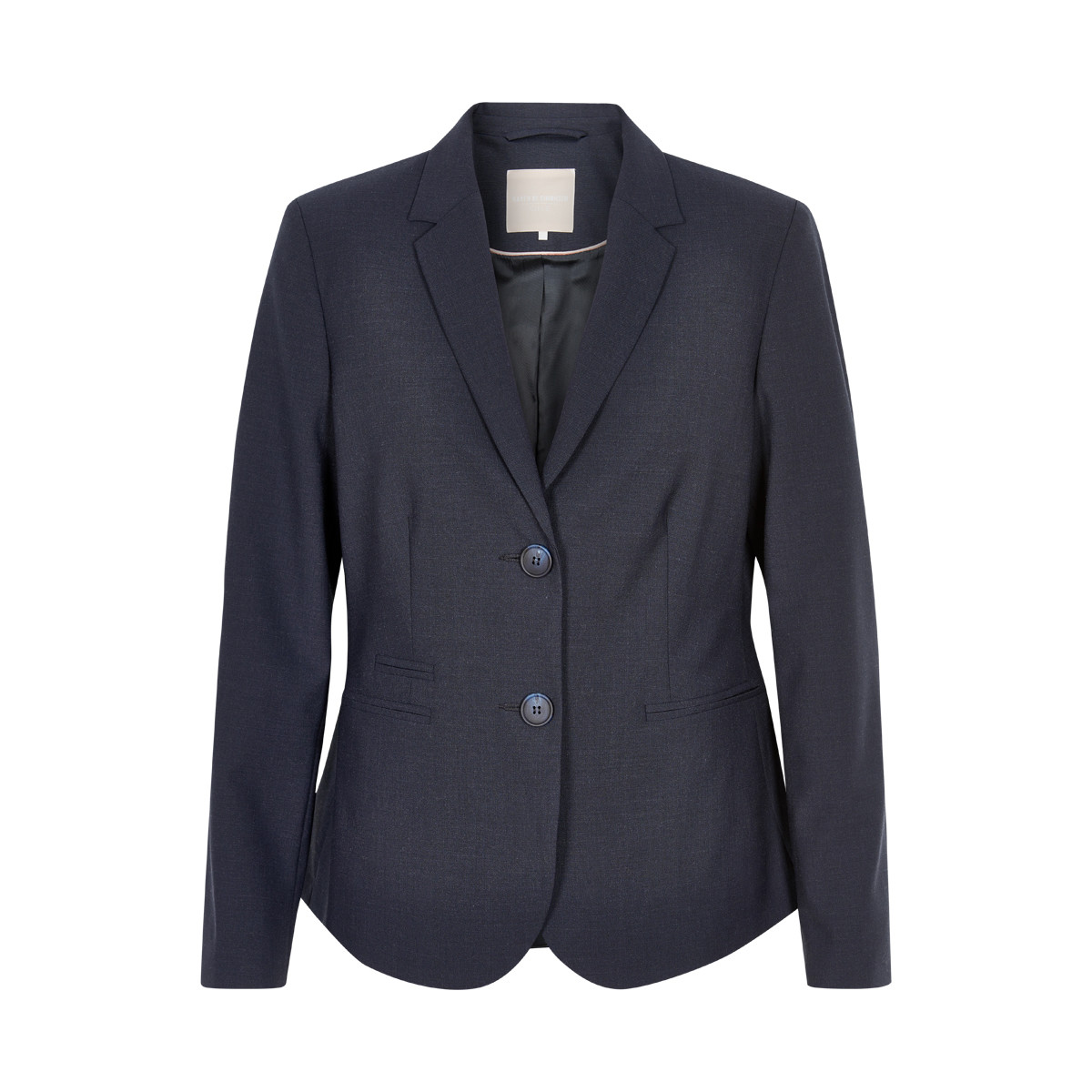 Image of   KAREN BY SIMONSEN SYDNEY BLAZER 10102001 D (Dark Blue 40520, 36)