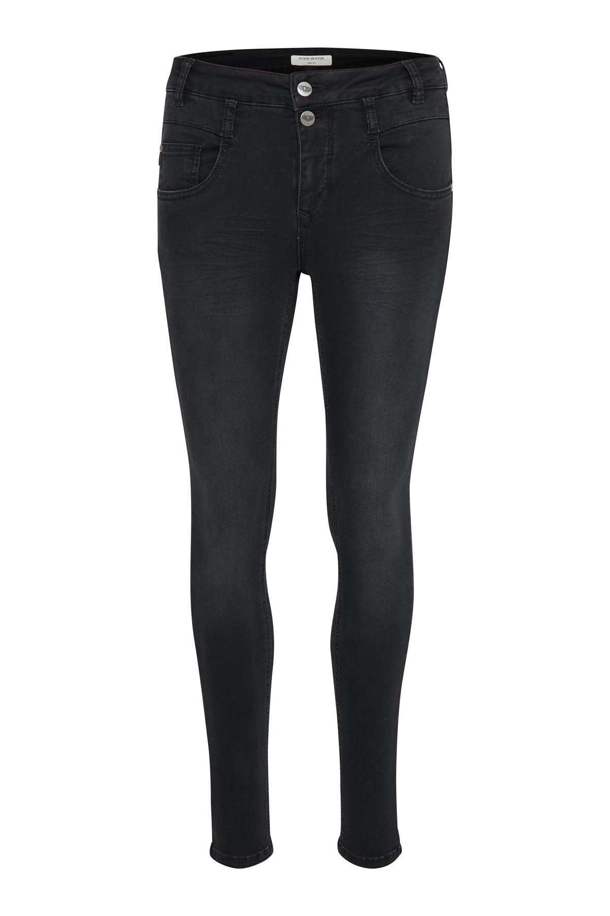 Image of   Denim Hunter FIOLA FREE JEANS 10701295 (Black Washed 36012, 33)