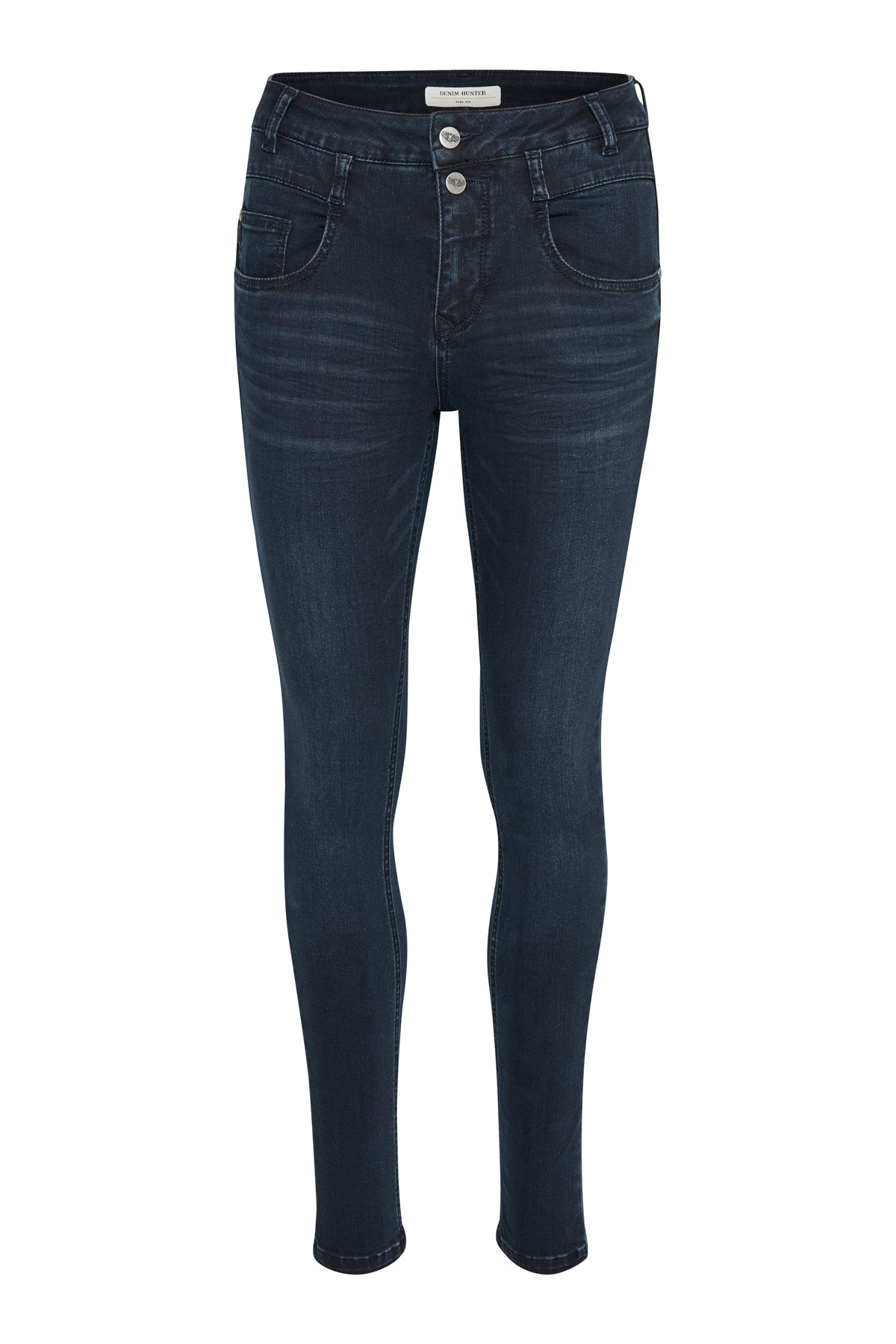 Image of   Denim Hunter FIOLA FREE JEANS 10701295 D (Dark Denim 38002, 34)