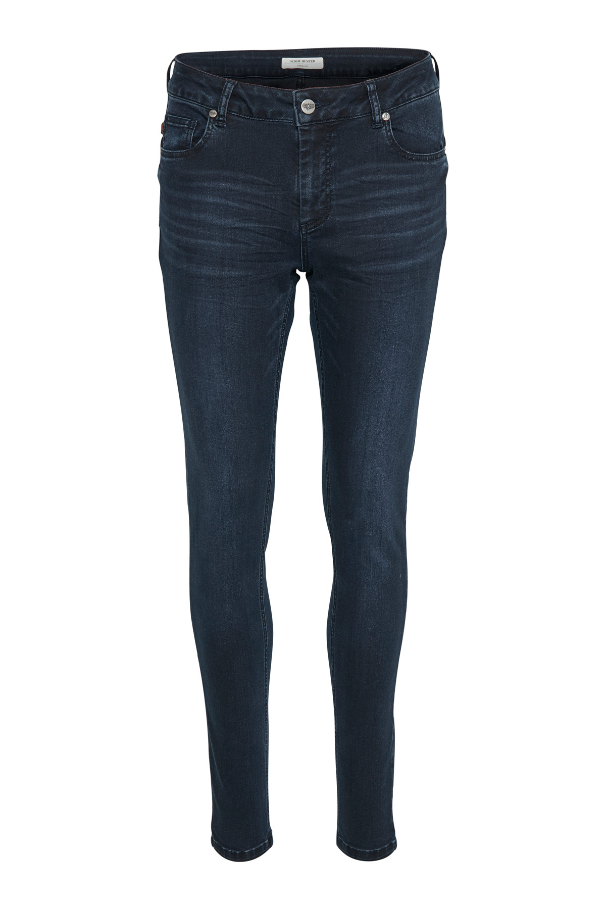 "Image of   Denim Hunter CELINA LONG CUSTOM 10701356 D (Dark Denim 38002, ""32"", 25)"