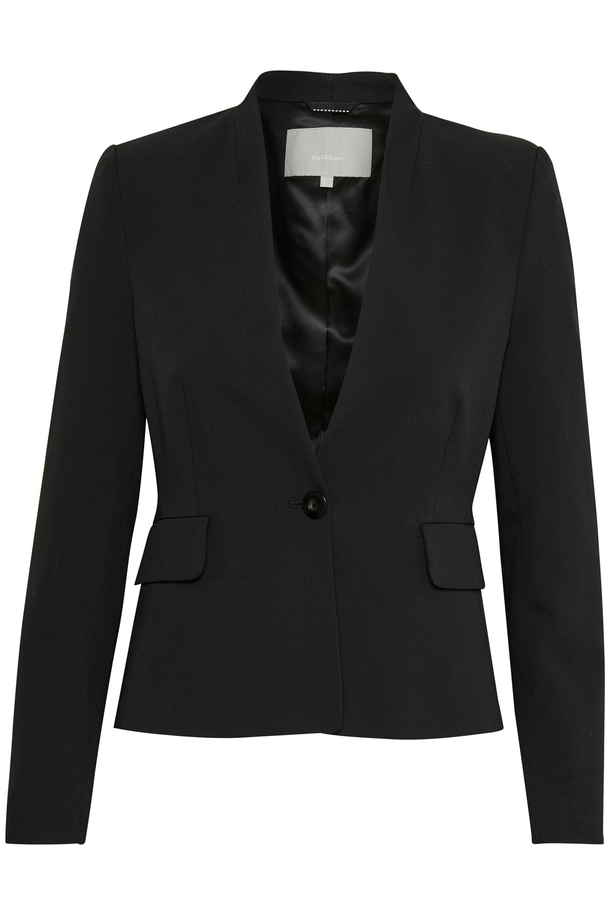 Image of   InWear LEIGH BLAZER (Black 10050, 42)