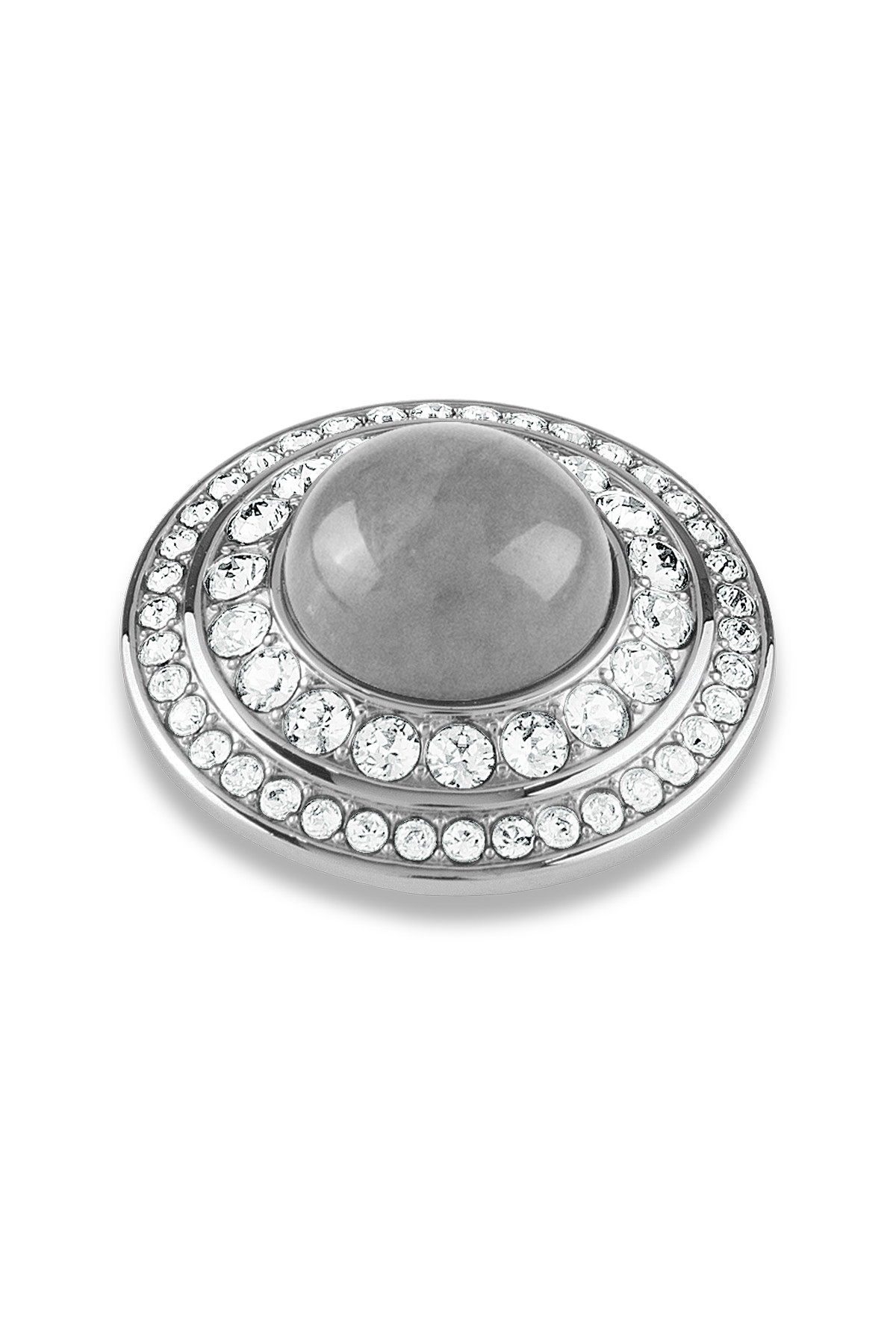Image of   DYRBERG/KERN GRANDE TOPPING 351365 (Silver, Grey, ONESIZE)