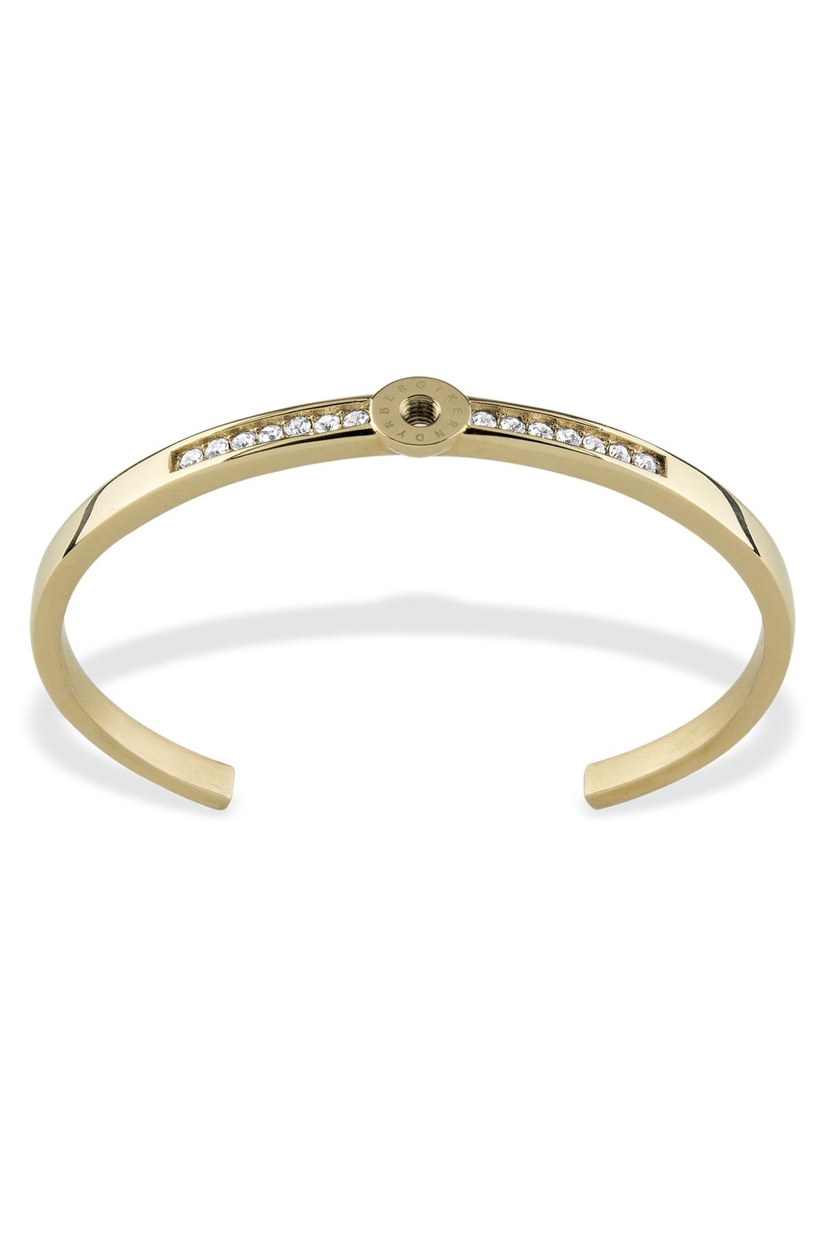 Image of   DYRBERG/KERN BRACELET 2 ARMBÅND 350497 (Gold, Crystal, I/51)