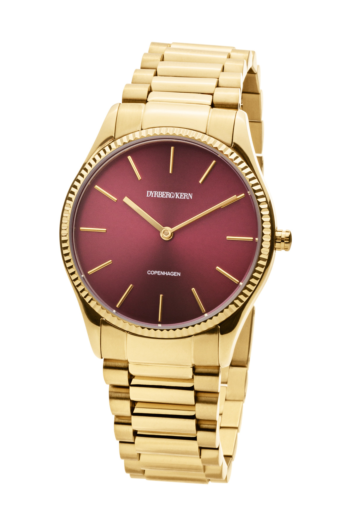Image of   DYRBERG/KERN PRAISE UR 350203 (Gold, Gold/Red, ONESIZE)