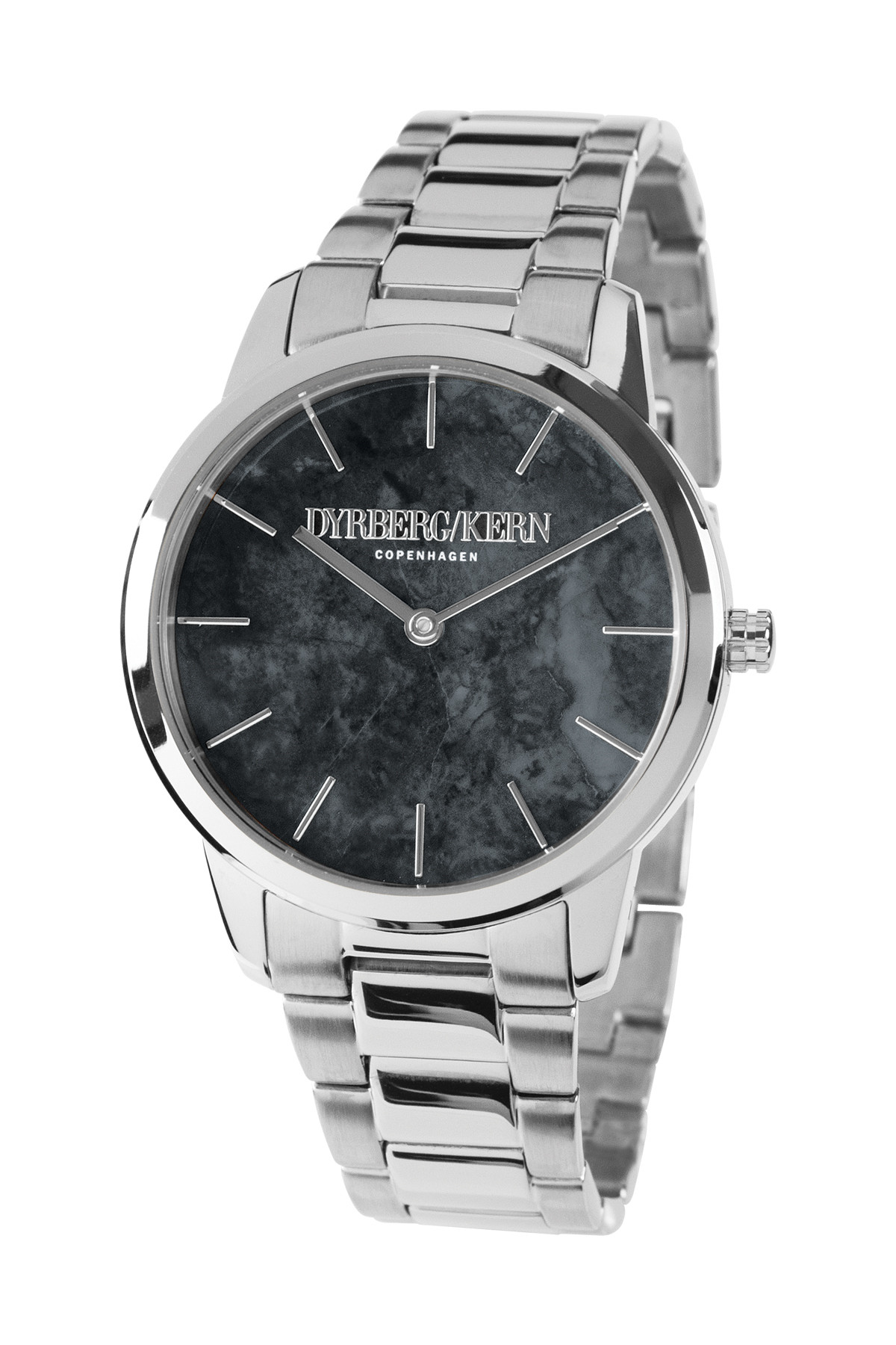 Image of   DYRBERG/KERN RADIANT UR 350769 (Silver, Black, ONESIZE)