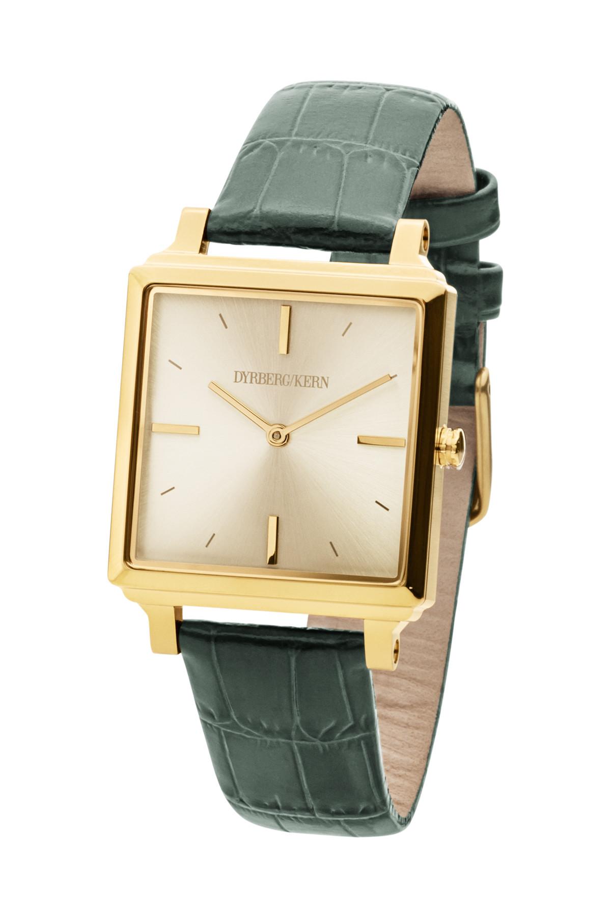 Image of   DYRBERG/KERN CARAT UR 350215 (Gold, Green, ONESIZE)