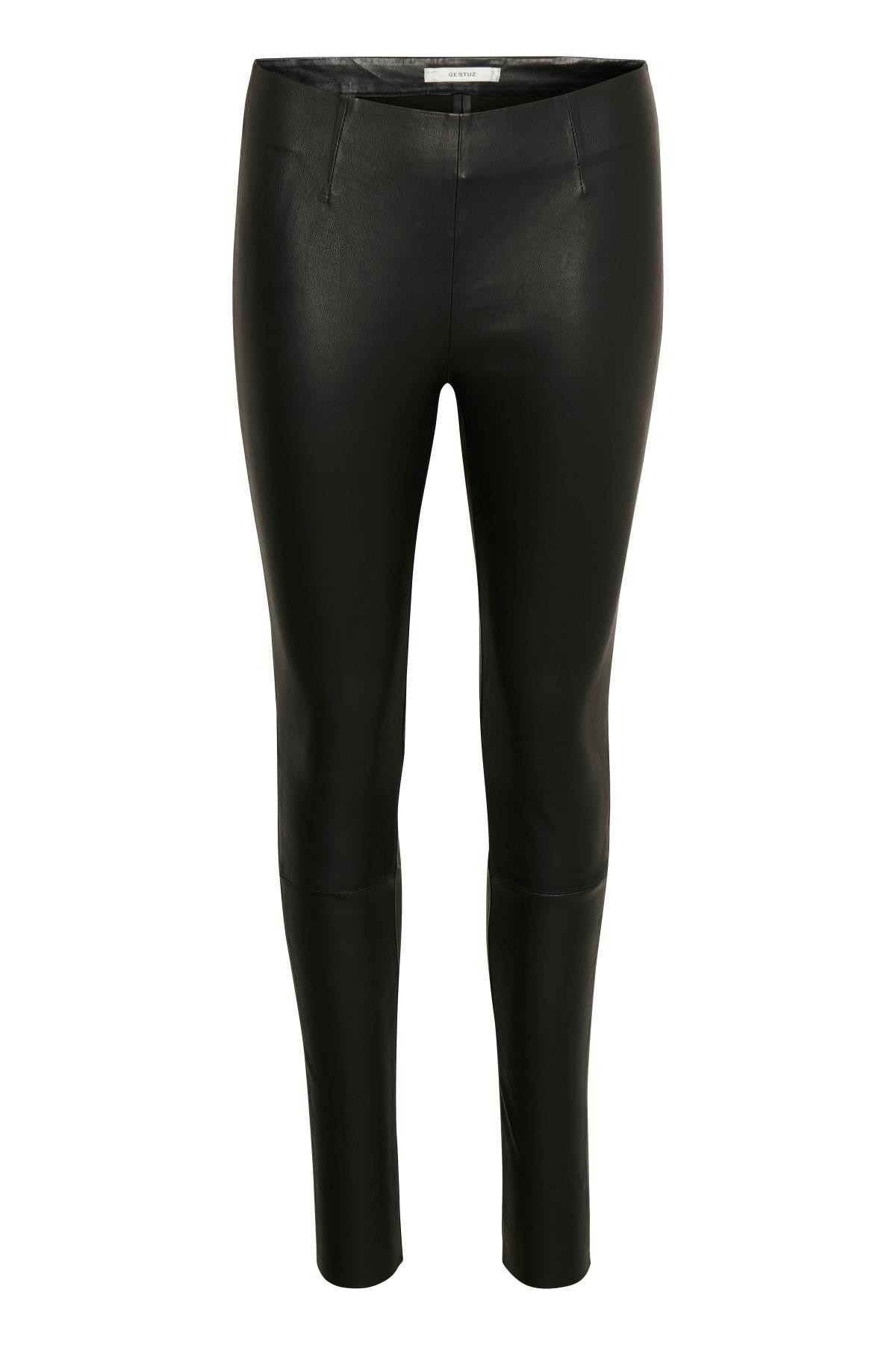 Image of   GESTUZ SASHA LEGGINGS (Black 90001, 38)