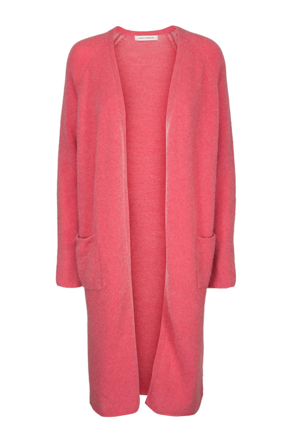 Image of   SOFIE SCHNOOR CARDIGAN S184223 (Pink, XL)