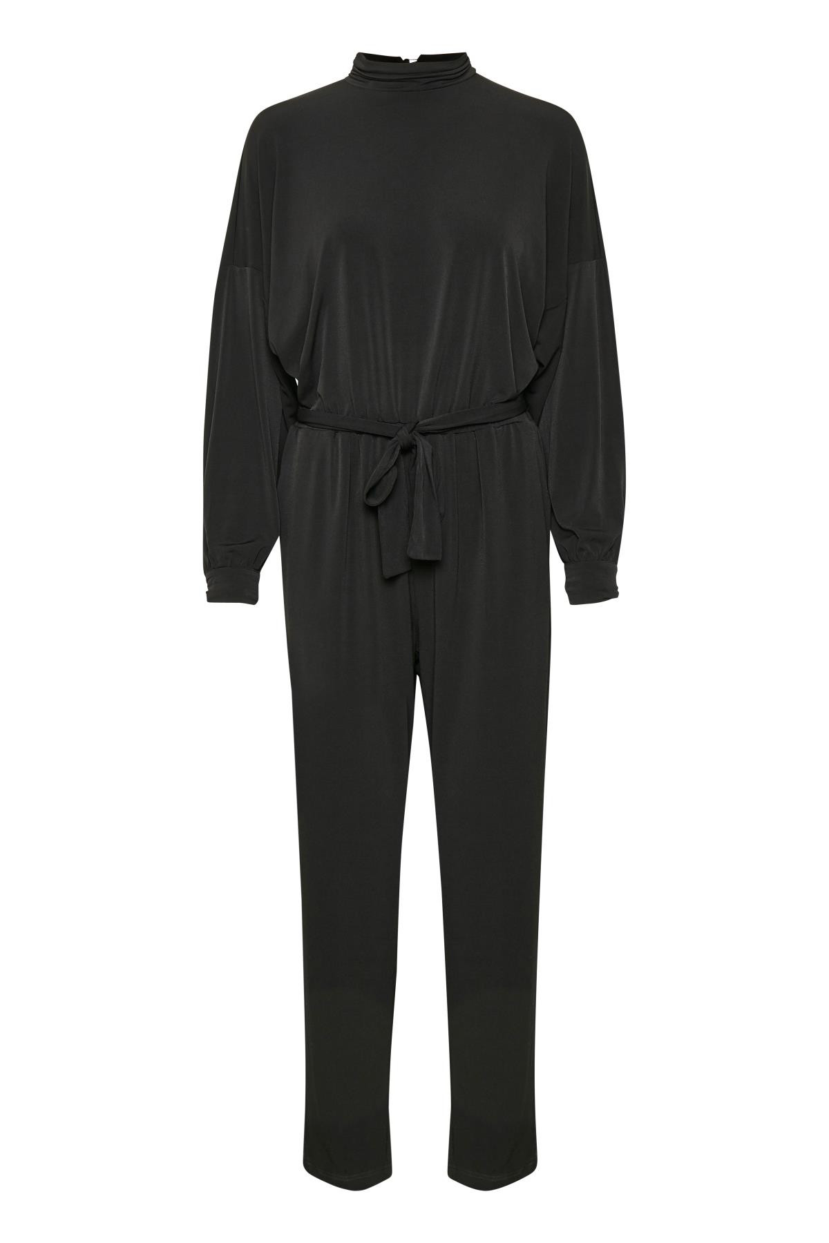 Image of   GESTUZ SANTE JUMPSUIT (Black 90001, XS)