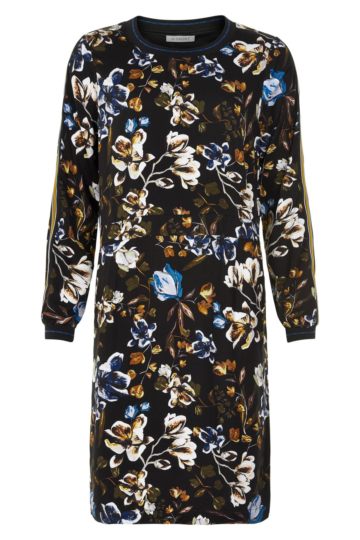 Billede af IN FRONT MALIA DRESS 12939 (Black 999, M)
